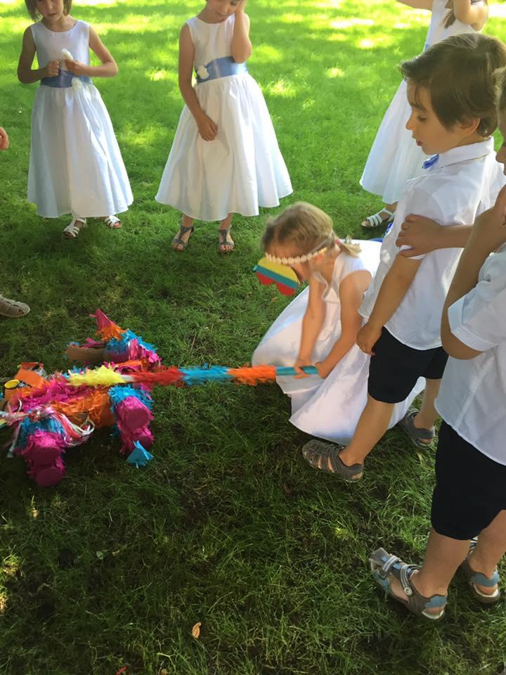 wedding sitter baby sitter mariage essonne chasse trésor